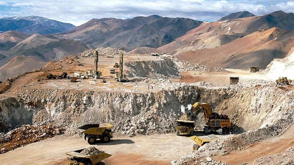 Leve recuperación del sector minero de la provincia de Buenos Aires