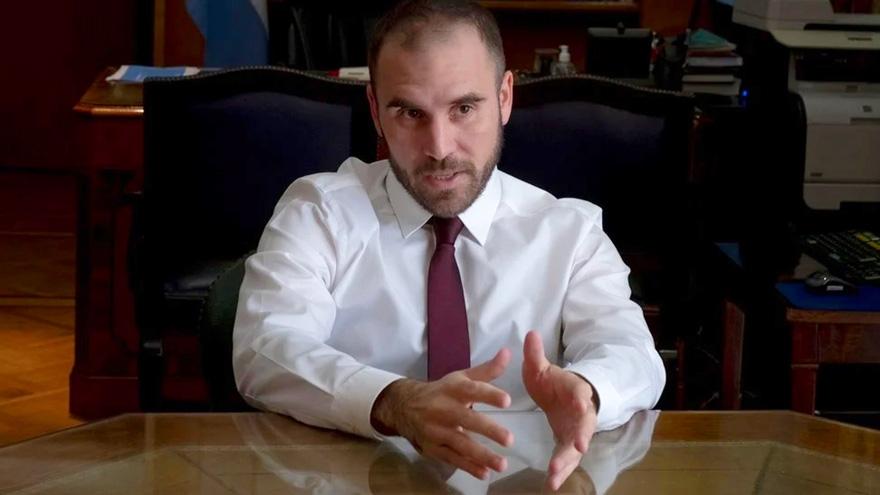 """Martín Guzmán: """"Hay un horizonte despejado en el corto plazo"""""""