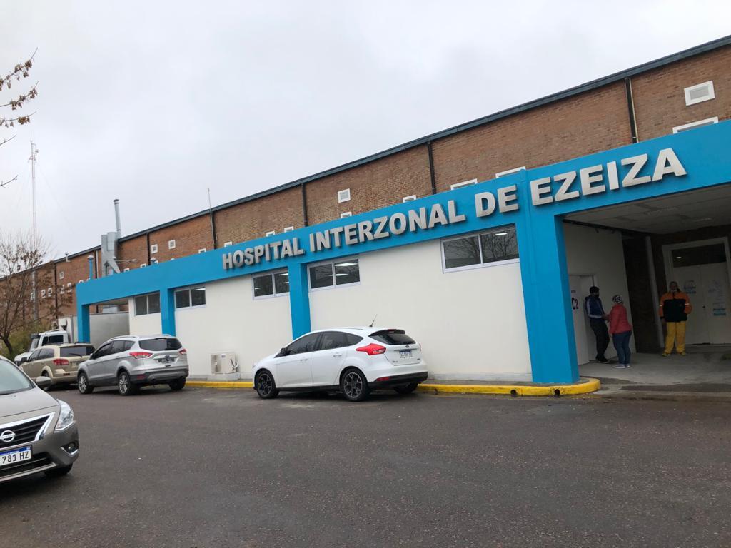 Destacan al Hospital Ezeiza por su trabajo en la contención del covid-19