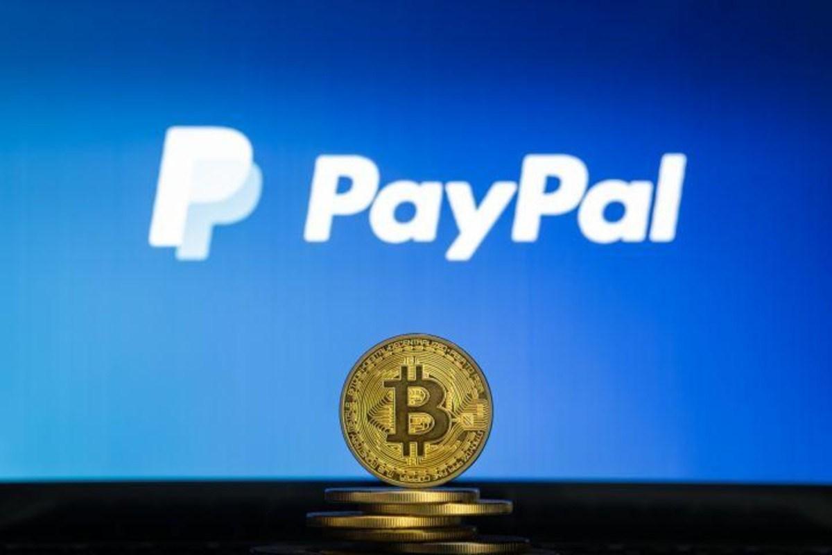 PayPal integra las criptomonedas en su plataforma