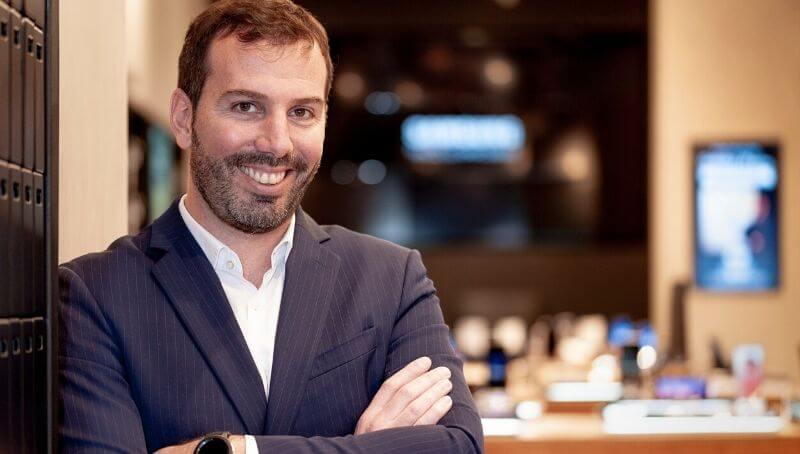 Bruno Drobeta de Samsung: La tecnología también pasó a ser un refugio de valor