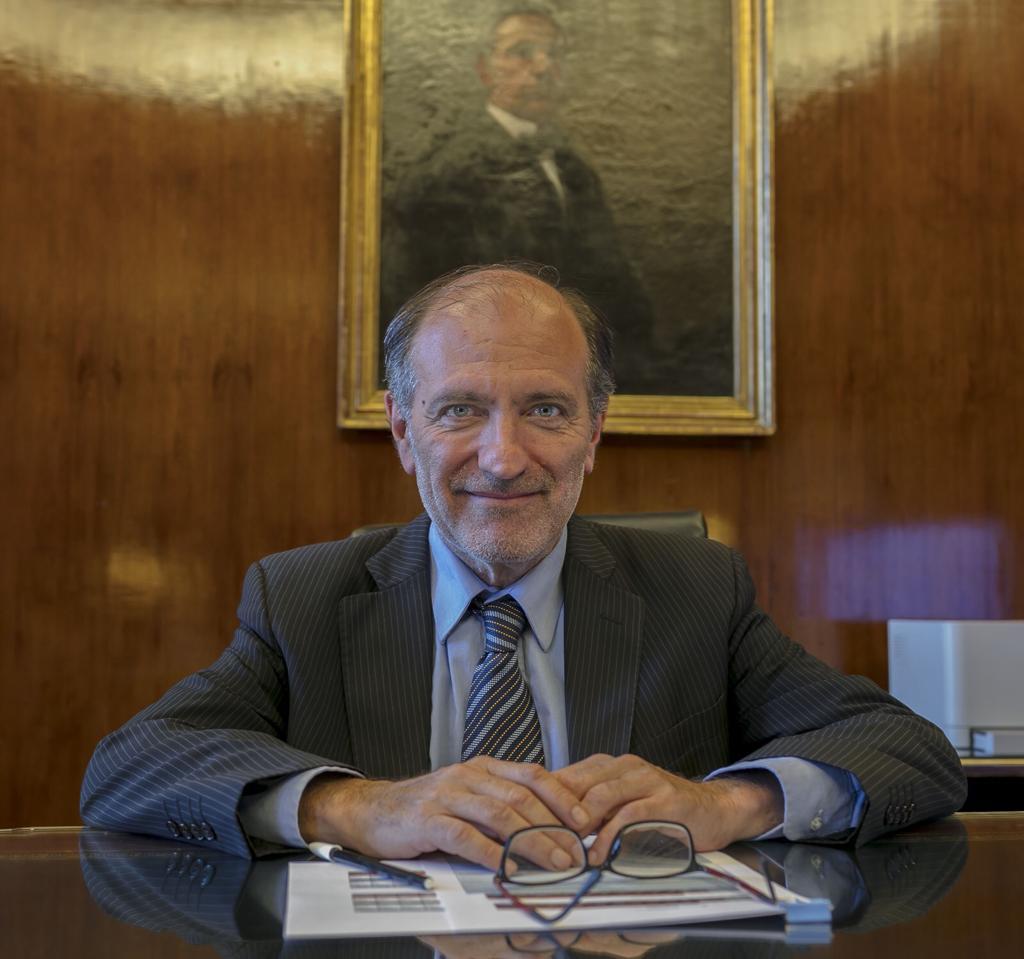 Hecker, destacó la importancia de la restitución del acceso al crédito productivo para pyme