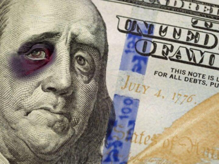 Dólar blue se hundió a $ 143 y la Bolsa bajó 1,38%