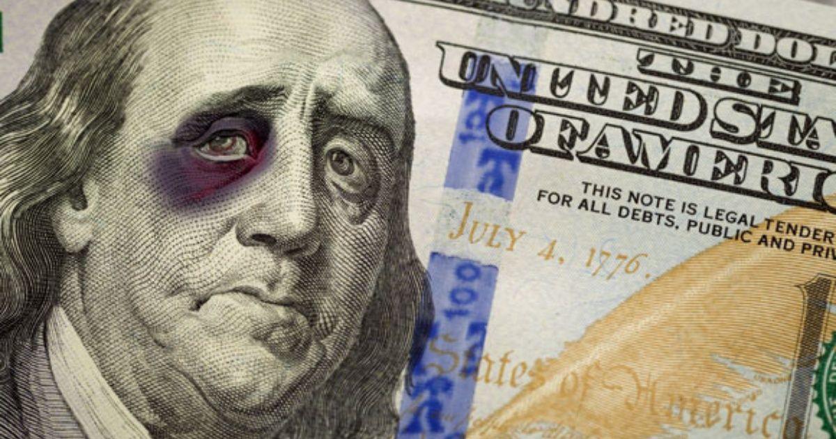 La caída del dólar durante la pandemia impacta sobre la economía mundial