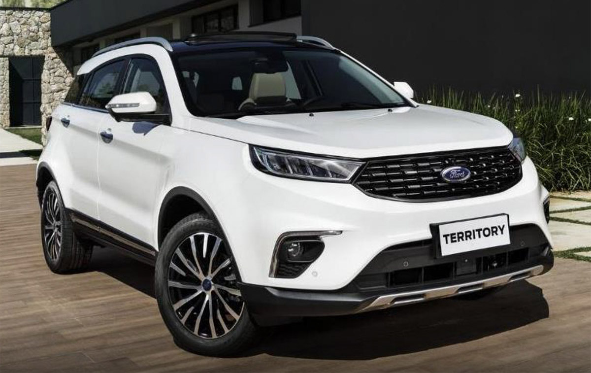 Ford Territory, lanzamiento Argentina