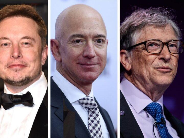 El 70% de las grandes fortunas globales, ya es del sector tecnológico
