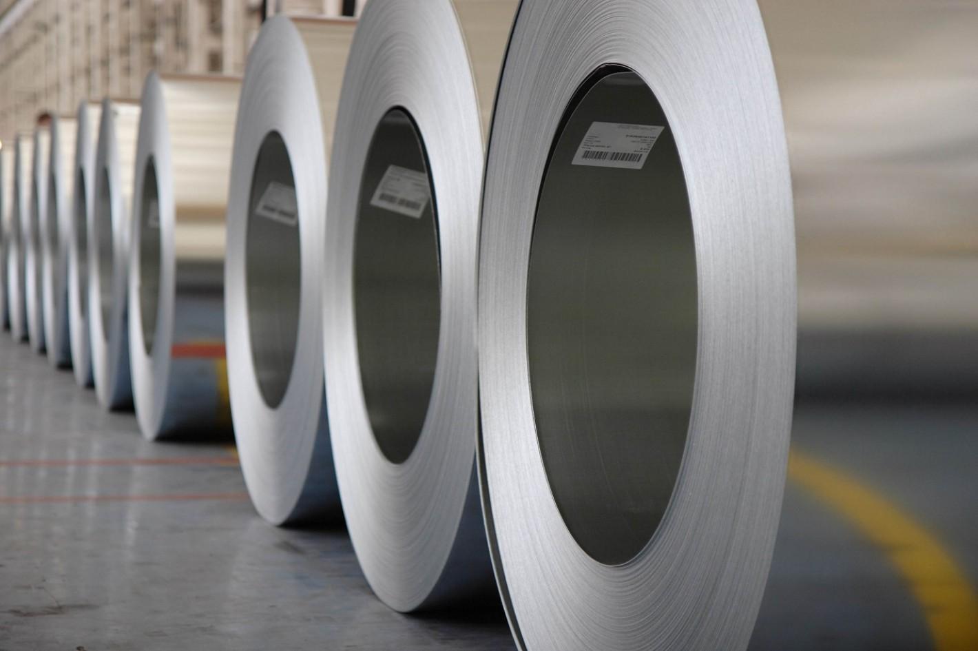 Zinc, cobre y aluminio. China liberó el jueves un total de 170.000 toneladas de metales