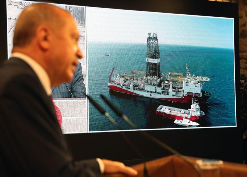 Turquía explotará desde 2023 un nuevo gran yacimiento de gas en el mar Negro