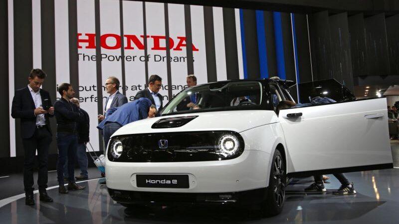 Honda anuncia el lanzamiento de su primer vehículo eléctrico en Japón