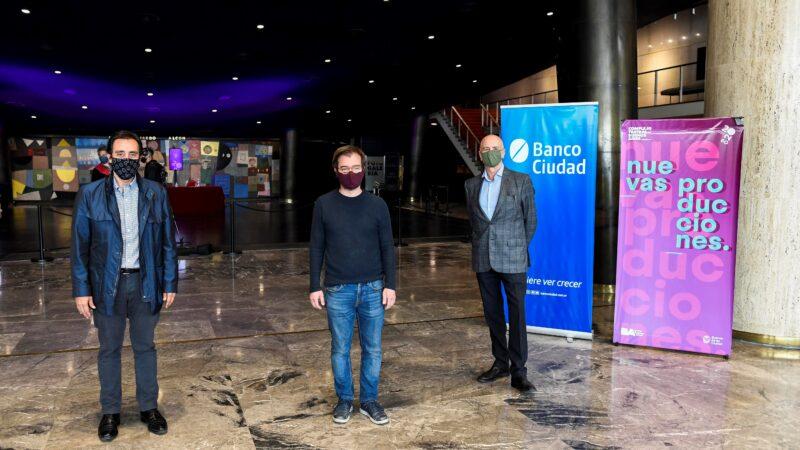 Banco Ciudad impulsa las Artes Escénicas
