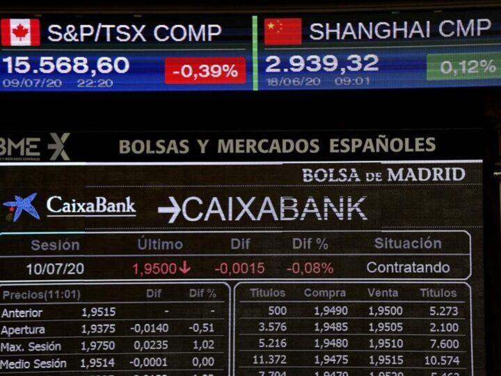 Se disparan las acciones de CaixaBank y Bankia con el inicio de la fusión