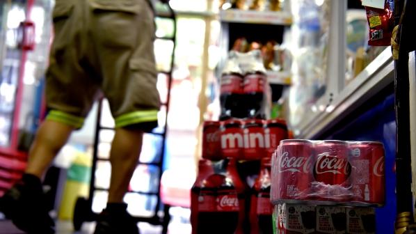 Coca Cola invierte $ 700 millones en 25.000 comercios
