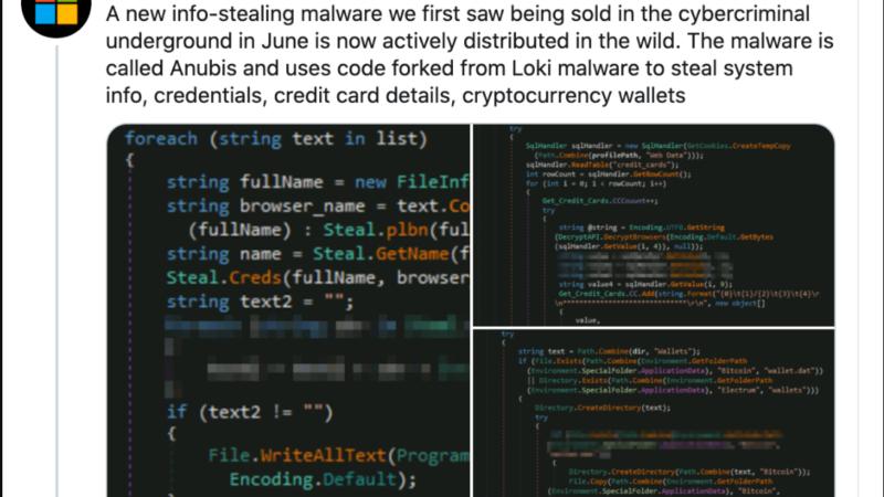 Microsoft advierte a los propietarios de moneda digital sobre un nuevo malware