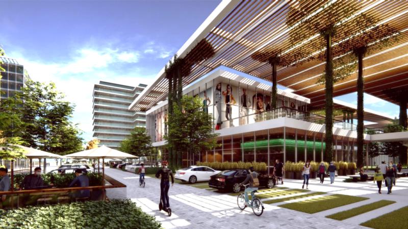 Irsa y la Municipalidad de la Plata confirmaron que avanzan con el proyecto Shopping y desarrollo urbano