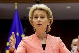 """Brexit Von der Leyen """"convencida"""" de que el acuerdo comercial UE-Reino Unido todavía es posible"""