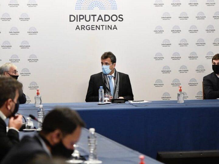 En medio de otras tensiones políticas, Diputados llegó a un acuerdo para poder sesionar