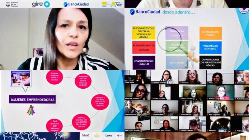 """Mujeres protagonistas del desarrollo: Tercer encuentro federal de """"Ella Lidera"""""""