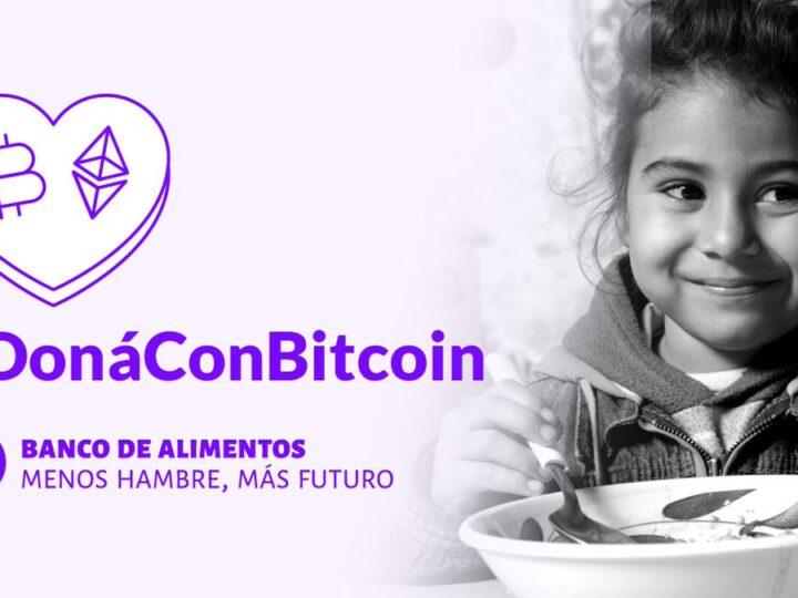 Campaña #DonáConBitcoin