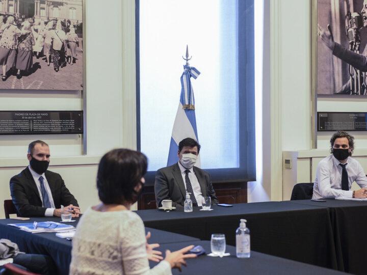 IFE y plan Potenciar Trabajo.