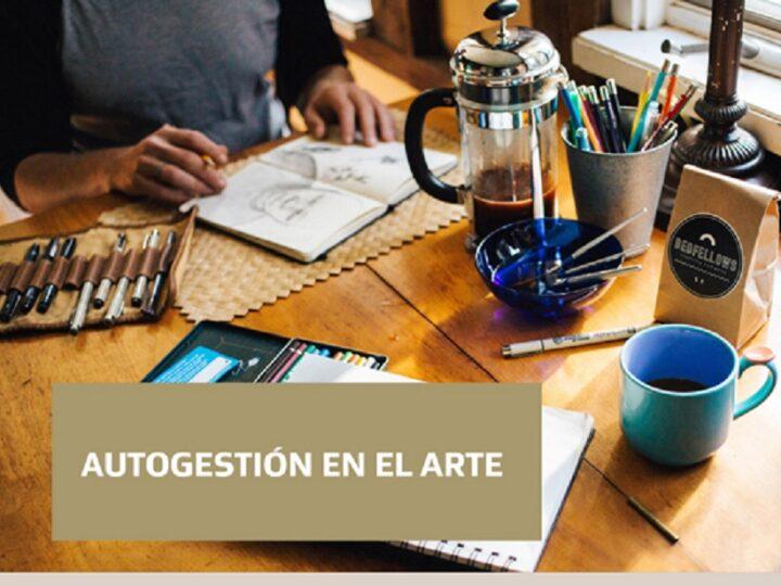"""Encuentro virtual y abierto sobre """"Autogestión para artistas"""", organizado por Fundación ICBC"""