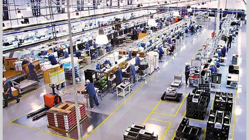 Una baja de solo 0,5% marcó el índice industrial de FIEL