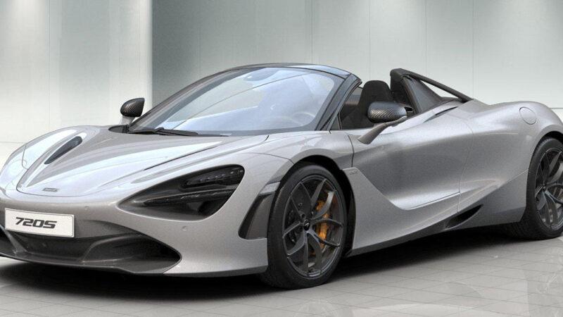 Lanzamiento: McLaren 570 S, 600 LT, GT y 720 S