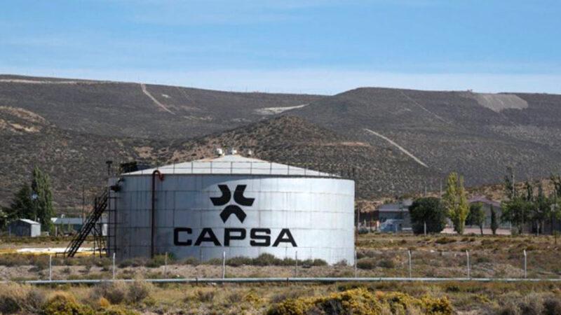 Capex consigue  permiso de exploración