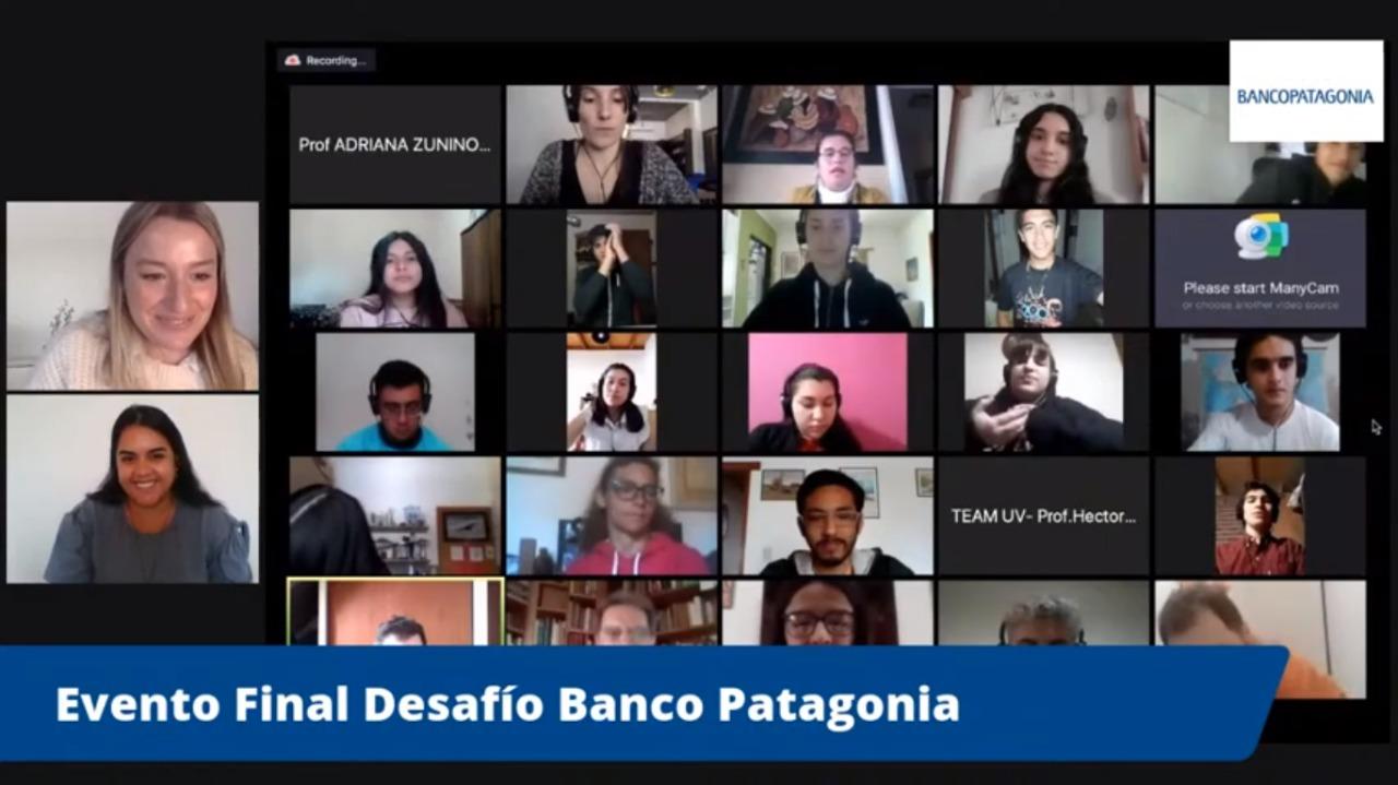Desafío Banco Patagonia ya tiene sus ganadores