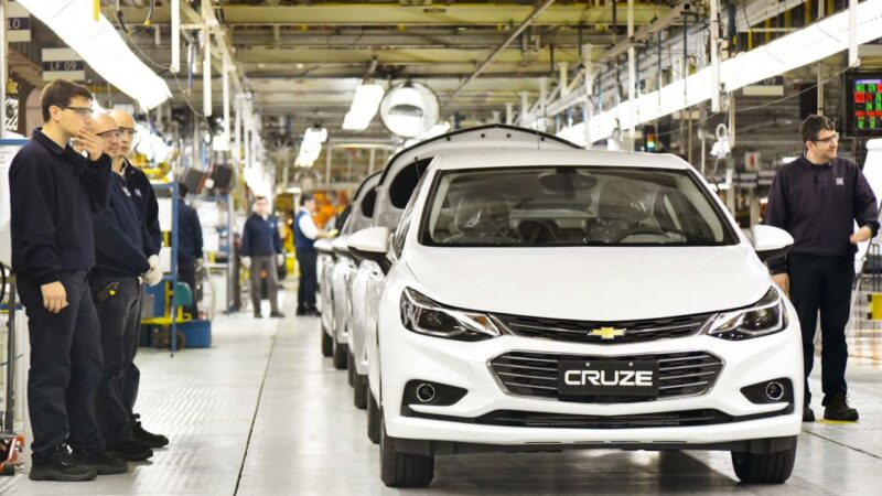 US$ 300 millones invierte GM en Santa Fe