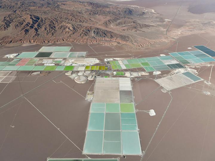 SQM aumenta sus ventas de litio. Promete expansión para 2023