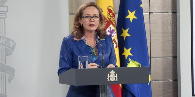 Calviño pide a la CE que los prestamos de 2021 no computen como deuda pública