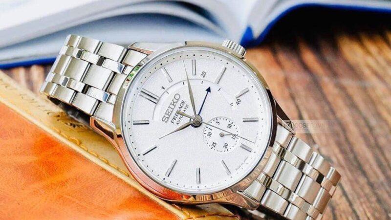 Seiko Presage, fina relojería de oriente