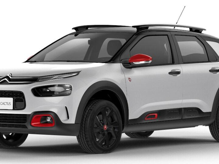 Lanzamiento: Citroën C4 Cactus C-Series