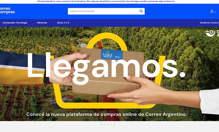 Correo Compras sumó nuevas marcas de primera línea