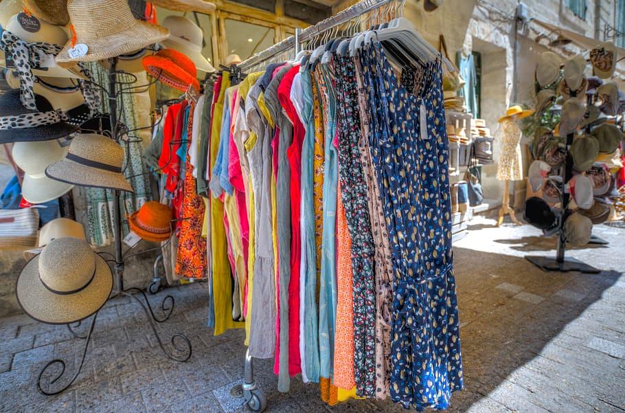 Caída en las importaciones de indumentaria