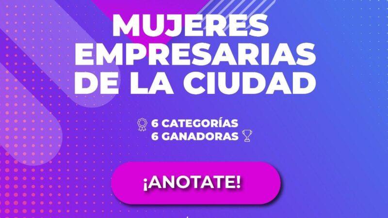 2° Edición del Premio Mujeres Empresarias de la Ciudad