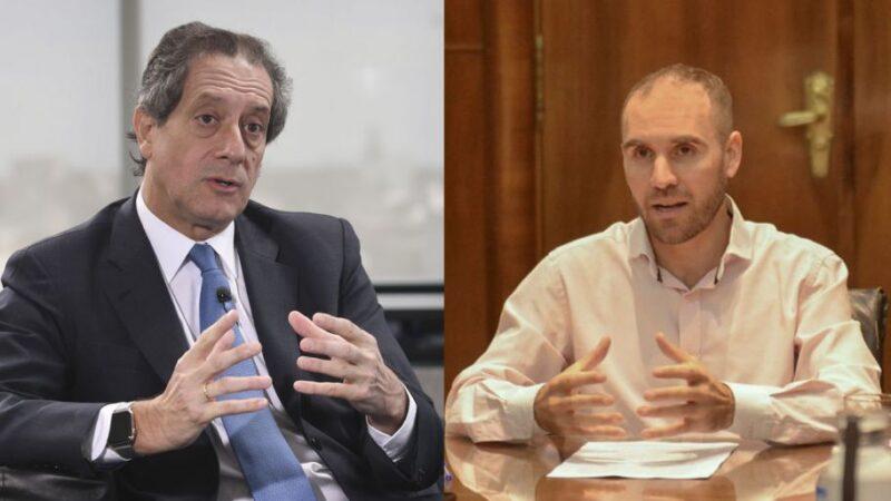 Guzmán tiene la única voz en materia cambiaria. Saldada la disputa con Pesce