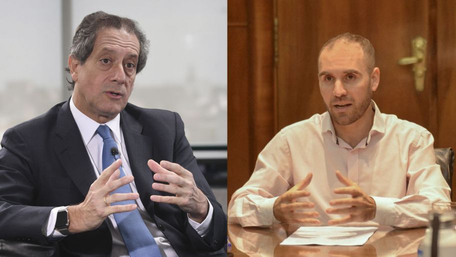 La semana próxima, Guzmán y Pesce al G20