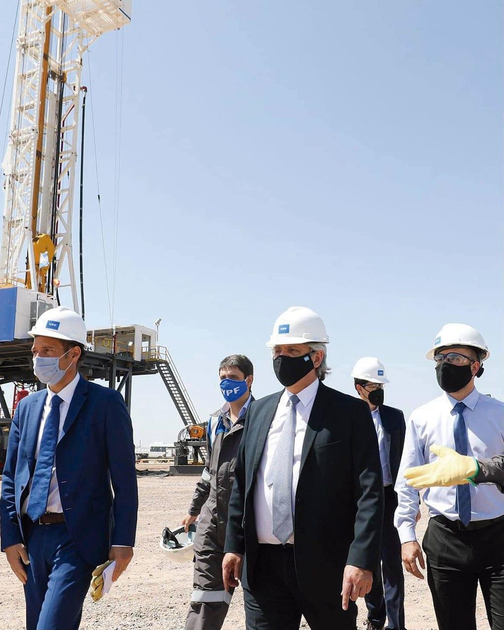 Nación destacó los resultados del Plan Gas