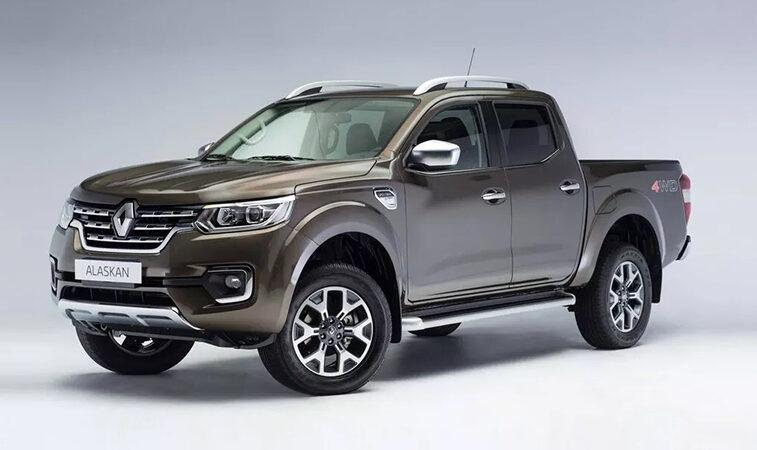 Nueva pick up Alaskan de Renault