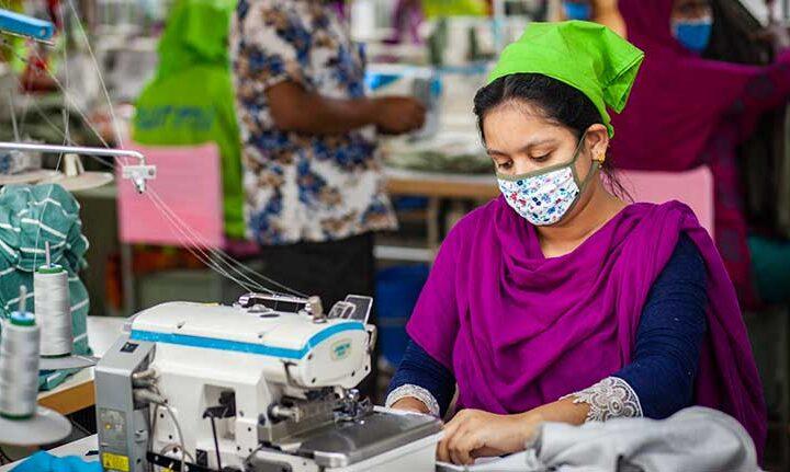 Asia: miles de fábricas textiles cierran por el avance de Covid-19