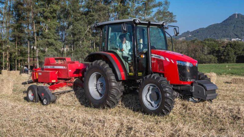 Facturación por venta de maquinaria agrícola fue de $27.000 M