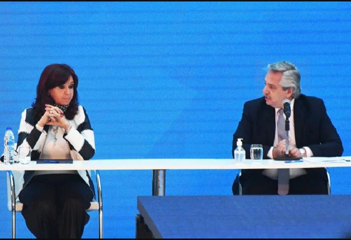 La interna entre Alberto y Cristina interviene en las negociaciones con el FMI