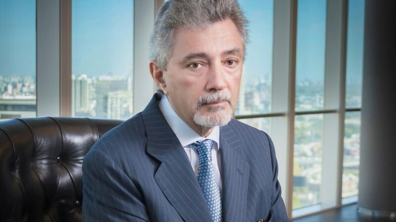 Ezequiel Carballo retoma la Presidencia de Macro