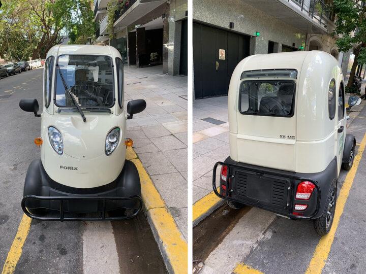 Fonix K5MS. Importado de China llega Argentina