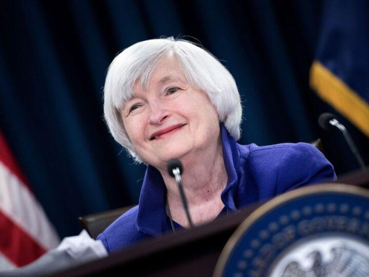 Yellen pide a entidades multilaterales reforzar el enfoque climático