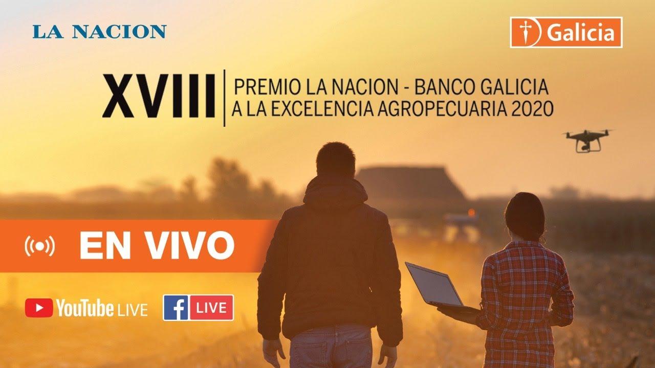 Liag Argentina se llevó el Premio a la Excelencia Agropecuaria 2020