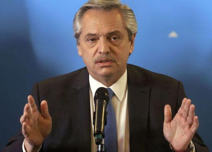 Alberto Fernández endurece el discurso frente al FMI para ponerse a tono con la carta de los senadores K