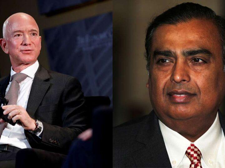 Bezos y Ambani se disputan el mercado minorista en India