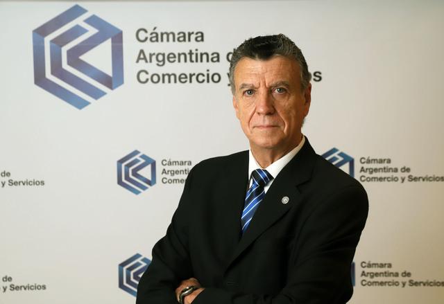 Mario Grinman, nuevo presidente de la Cámara de Comercio